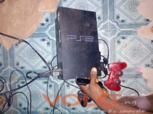 Hacked PS2 at giveaway and negotiable price