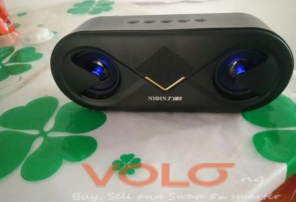 Portable Outdoor Subwoofer 4D Hifi Bluetooth Speak