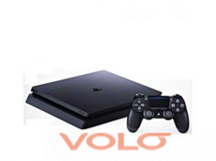PS4 console slim 500GB jet black