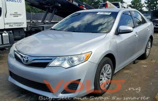 Clean 2011 Toyota Camry for grabs