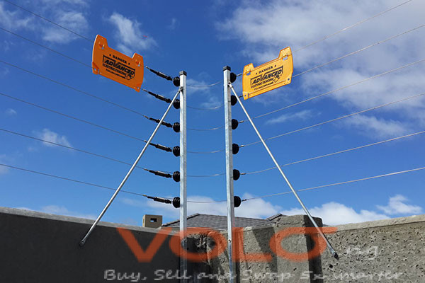 Electric Fence Installation By Ezilife